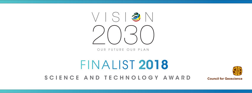 Vision2030SCIENCE AND TECHNOLOGY AWARD
